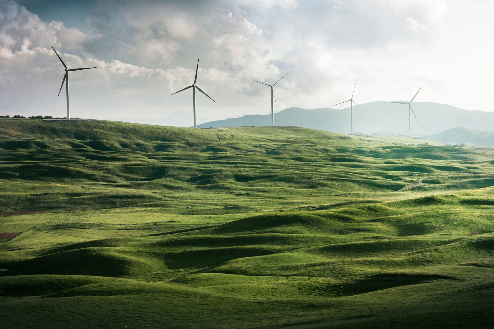 Groene energie voor particulieren en bedrijven